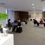 Conference Reception Area
