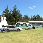 'Go Great Barrier Island's tour fleet