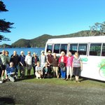 Leisuretime Tour Group ready to hit the road and discover more of the Beautiful Barrier!