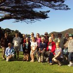 Leisuretime Tour Group... February 2013 at Great Barrier Lodge