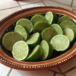 Limes for Margaritas