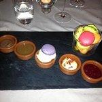 la palette de macarons : un dessert ultra original !