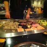 Shogun grill