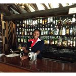 Hemingways bar is excellent and staff are happy, proud and efficient.