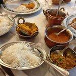 atmosfera e buon cibo indiano