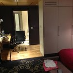 twin room, lovely space