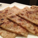 the perfect parathas :)