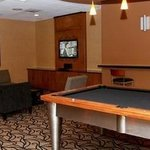 Residence Lounge Pool Table