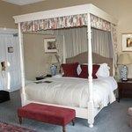 Superior bedroom (we were upgraded)