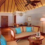 Beach Villa Living Room