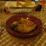 Dinner in Riad