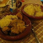 Marrakech Chicken in Riad Zayane!