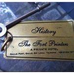Schlüssel zum History-Room