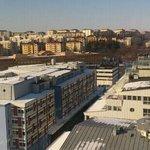 utsikt från rum på 11 våning