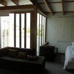 Habitación principal, otra cama doble