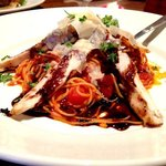 Bruschetta Chicken Pasta