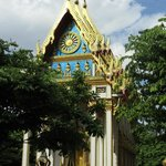 In the country-yard there are much more beautiful temples thab in the cave