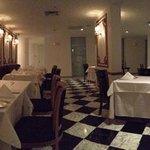 muy lindo restaurante