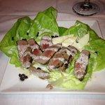 Bibb salad - delicious!