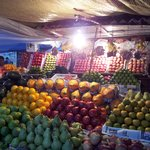 Market around the corner
