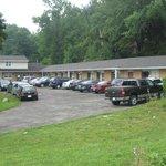 Parking area,