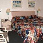 Meridian Hotel Suites Clermont Room