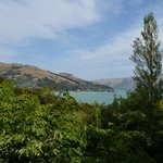View into Akaroa