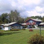 Chalet Motel Exterior