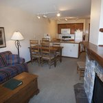Rimfire Lodge Condos Foto
