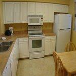 Bayside Standard Condo Kitchen