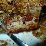 Rock Lobster with eggs...a delicacy