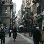 Within minutes of Carlylne Brera, Brera Milan