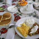 kostenloses Frühstück