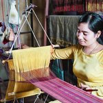 Cham Weaving