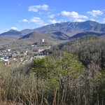 Gatlinburg from one of many views