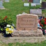 James B. Dean - Headstone