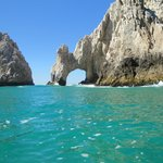 The Arch, where the Sea of Cortez meets the Pacific