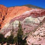 Cerro de las sete colores