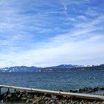 Beautiful views of Lake Tahoe