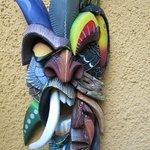 Barucan Mask