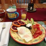 Huevos Rancheros Breakfast