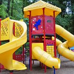 Playground at Yogi Bear