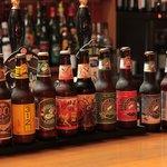 American bottled beers