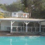 la piscine bien sécurisée