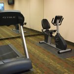 Treadmill & stationary bike