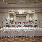 Head Table, Grand Georgian Ballroom