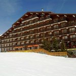 Photo de Hotel Les Arolles