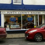 Popty Conwy Bakery, Conwy
