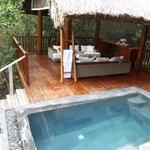 lounge in villa 32