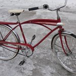 Sears 1960's bicycle